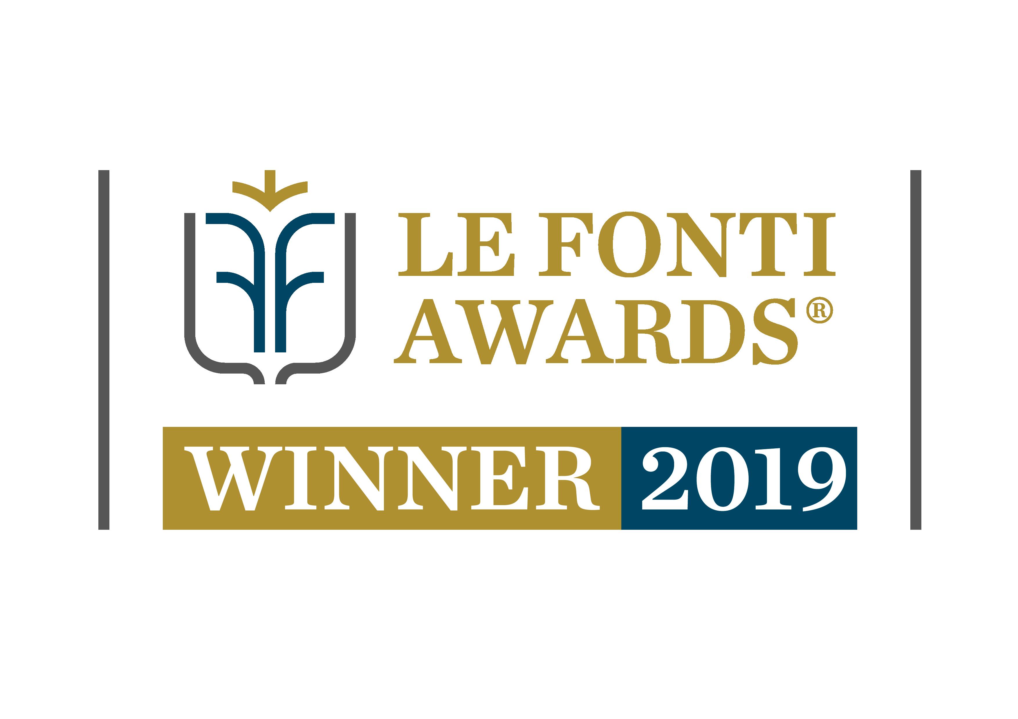 Le Fonti Award